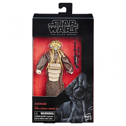 Star Wars Black Series - Zuckuss [Exclusive] HASBRO - TOYBOT IMPORTZ