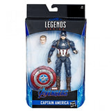 Marvel Legends - Avengers Endgame: Captain America Power & Glory HASBRO - TOYBOT IMPORTZ