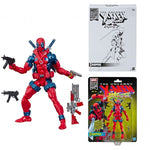 Marvel Legends - 80th Anniversary: Deadpool HASBRO - TOYBOT IMPORTZ