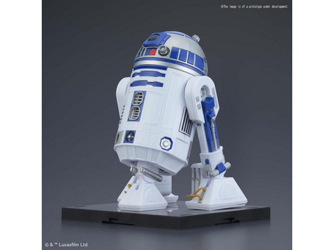 Star Wars - R2-D2 (Rocket Booster Ver.) 1/12 Scale Bandai - TOYBOT IMPORTZ