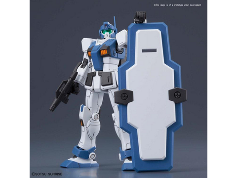 Gundam - HG 1/144 GM Guard Custom - TOYBOT IMPORTZ