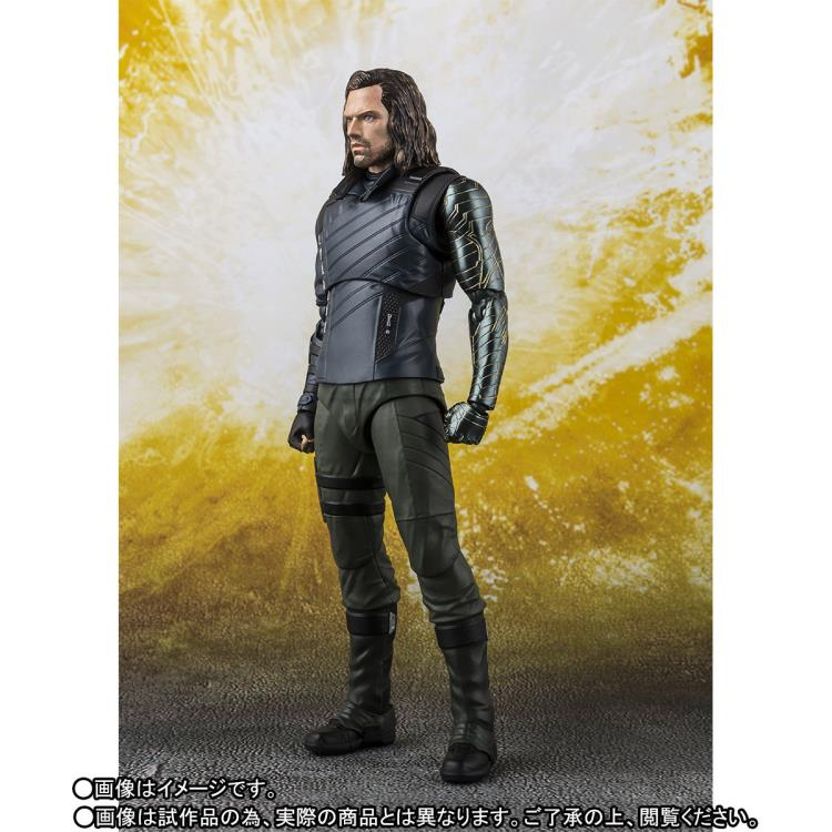 S.H.Figuarts - Avengers :  Infinity War - Bucky S.H.Figuarts - TOYBOT IMPORTZ