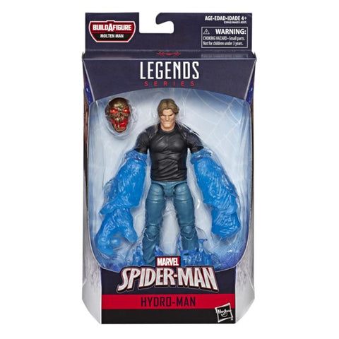 Marvel Legends - Spider-Man Wave 12 - Hydro-Man HASBRO - TOYBOT IMPORTZ