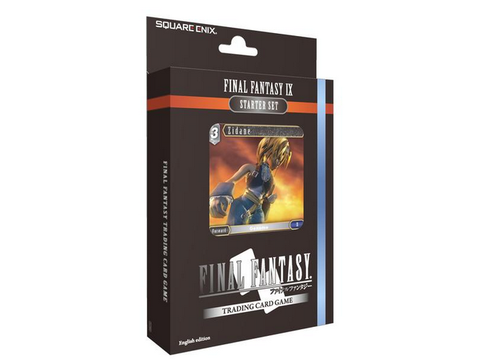 Final Fantasy TCG - Starter Set - Final Fantasy IX Square Enix - TOYBOT IMPORTZ