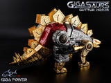 GigaPower - HQ-03R - Guttur [Chrome Version] GIGAPOWER - TOYBOT IMPORTZ
