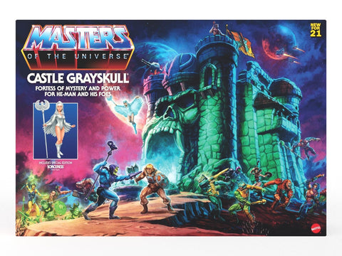 Masters of the Universe - Origins : Castle Greyskull Playset