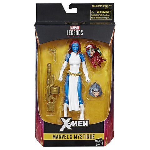 Marvel Legends - Mystique HASBRO - TOYBOT IMPORTZ