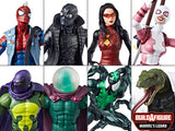 Marvel Legends - Amazing Spider-Man Wave 9 - Set of 8 - TOYBOT IMPORTZ