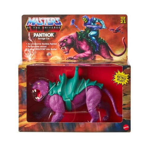 Masters of the Universe - Origins: Panthor