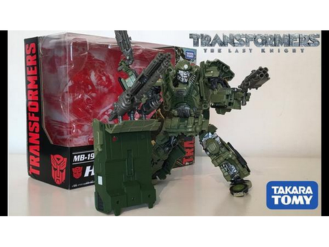 Transformers Movie 10th Anniversary - MB-19 Hound
