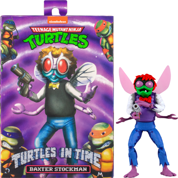 TMNT - Turtles In Time:  Baxter Stockman Ultimate