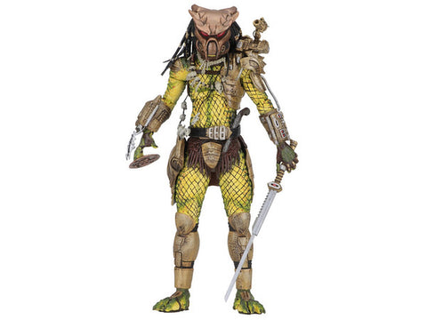 NECA - Predator 2 - Ultimate Elder: The Golden Angel - TOYBOT IMPORTZ