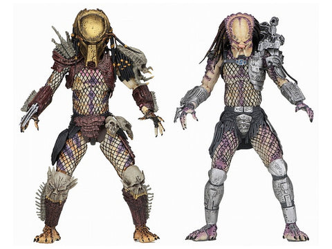 NECA - Predator - Ultimate Bad Blood vs Enforcer 2-Pack *Preorder* - TOYBOT IMPORTZ