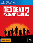 Red Dead Redemption 2 - PS4 VR Distribution - TOYBOT IMPORTZ
