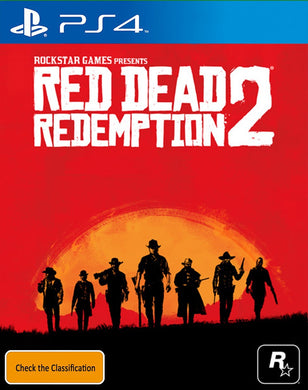 Red Dead Redemption 2 - PS4 *Preorder*