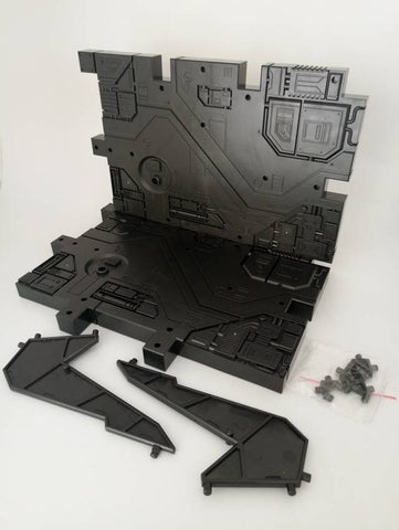 Zeta - Zeta Ex Display Base - BLACK ZETATOYS - TOYBOT IMPORTZ