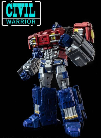 Civil Warrior – CW-01 – General Grant Civil Warrior - TOYBOT IMPORTZ