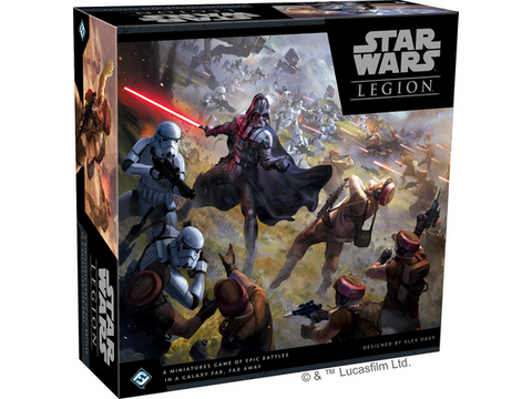 Star Wars - Legion: Core Set Fantasy Flight Games - TOYBOT IMPORTZ