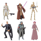 Star Wars - The Black Series Wave 20 Set Of 6 HASBRO - TOYBOT IMPORTZ