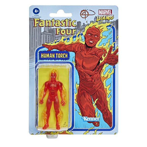 Marvel Legends - Retro Collection: Human Torch