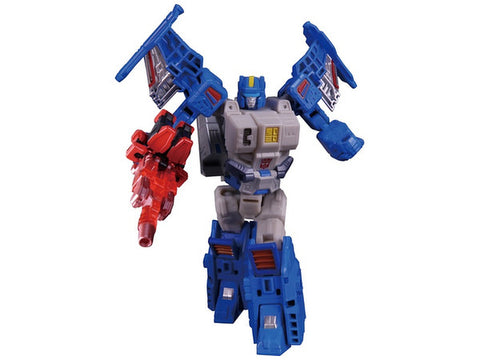 Takara Tomy Transformers Legends - LG66 Targetmaster Topspin - TOYBOT IMPORTZ
