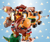 Soul Of Chogokin - Toy Story - Combination Woody Robo Sheriff Star