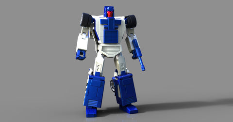 X-TRANSBOTS - MX-XIII CRACKUP (PREORDER SPECIAL PRICE) - TOYBOT IMPORTZ