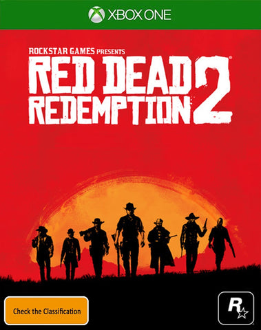 Red Dead Redemption 2 - Xbox One VR Distribution - TOYBOT IMPORTZ