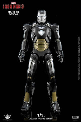 King Arts - DFS046 - Iron Man Mark XII *Preorder*