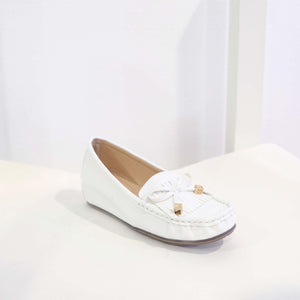 Truffle Flats in White