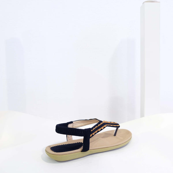 Classic Sandals in Black