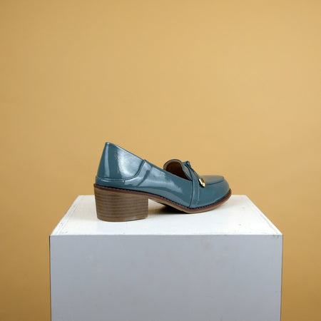 Emma Loafers in Blue