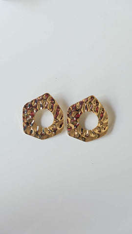 Joeyl Earings in Gold
