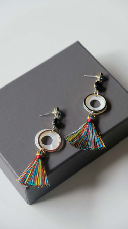 Joeyl Earings in Mix