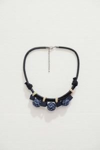 Joeyl Necklaces in Blue