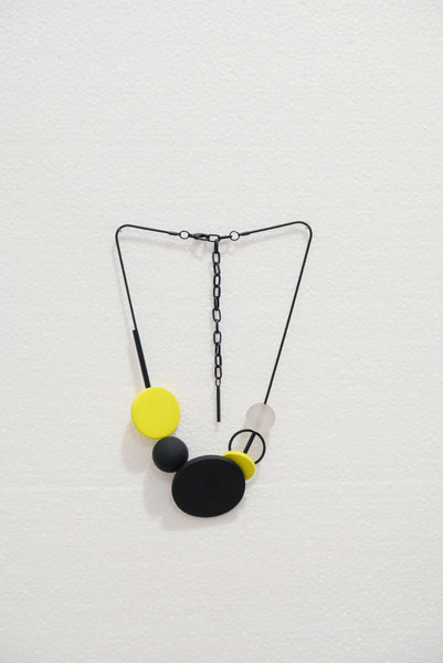 Joeyl Necklaces in Yellow