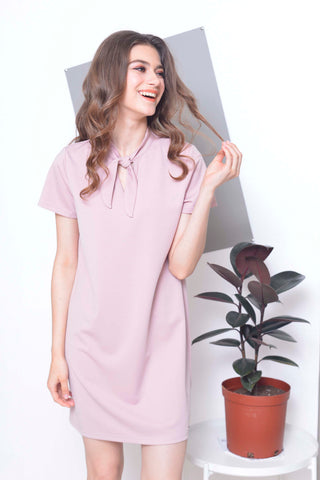 Basics-Dahlia Dress in Pink