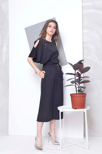 Collections-Kalle Top in Black