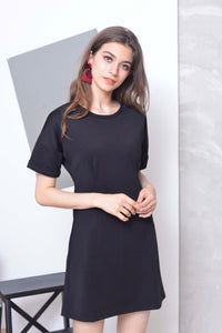 Casual -Laurent Dress in Black
