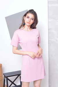 Casual -Laurent Dress in Pink