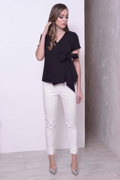COLLECTIONS-Berskha Top in Black