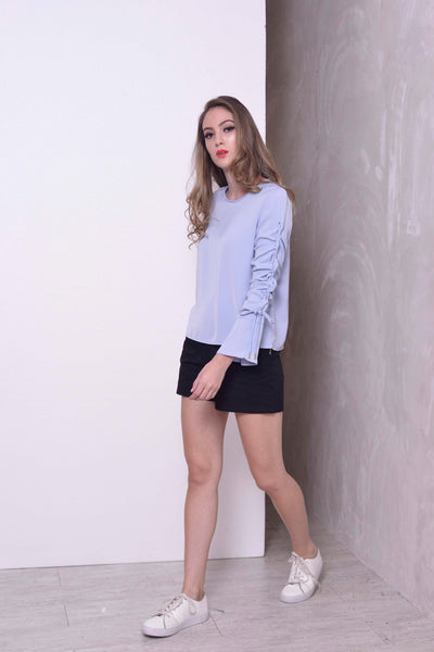 COLLECTIONS-Fenya Top in Blue