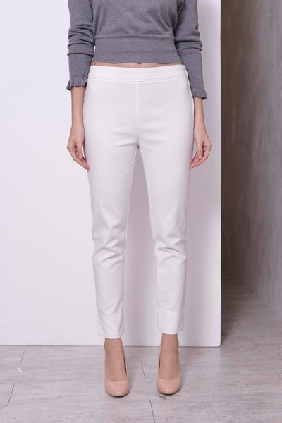 CASUAL - Belka Casual Pants in White