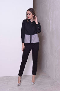CASUAL- Belka Casual Pants in Black