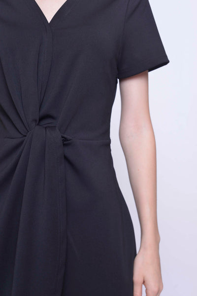COLLECTIONS-Martina Dress in Black