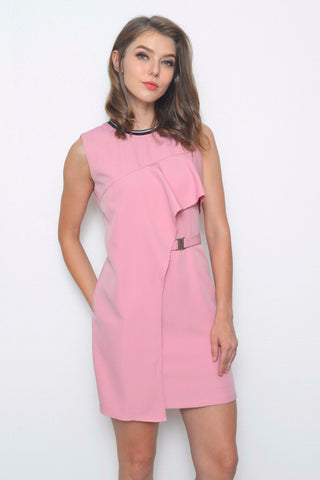 Collections-Ariana  Dress in Pink
