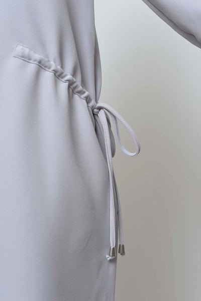 Basics-Bernice Dress in Grey