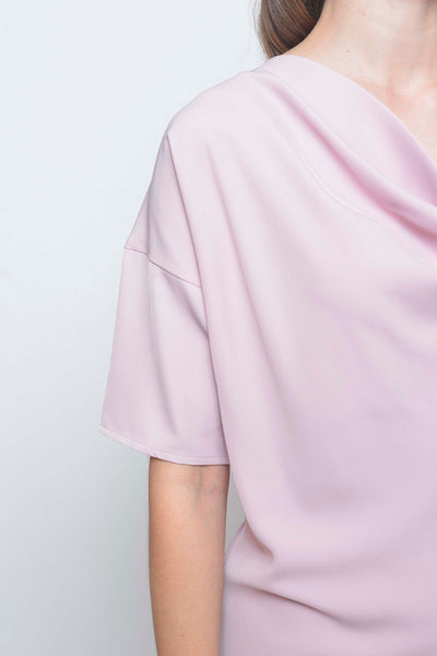 Casual-Faye Top in Pink
