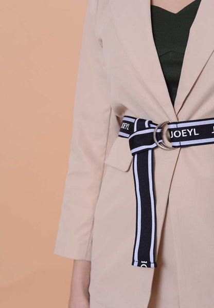 [BUY]Collection – JoeyL Classic Coat in Brown
