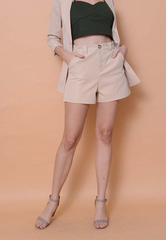 [BUY]Collection – Classic Shorts in Brown